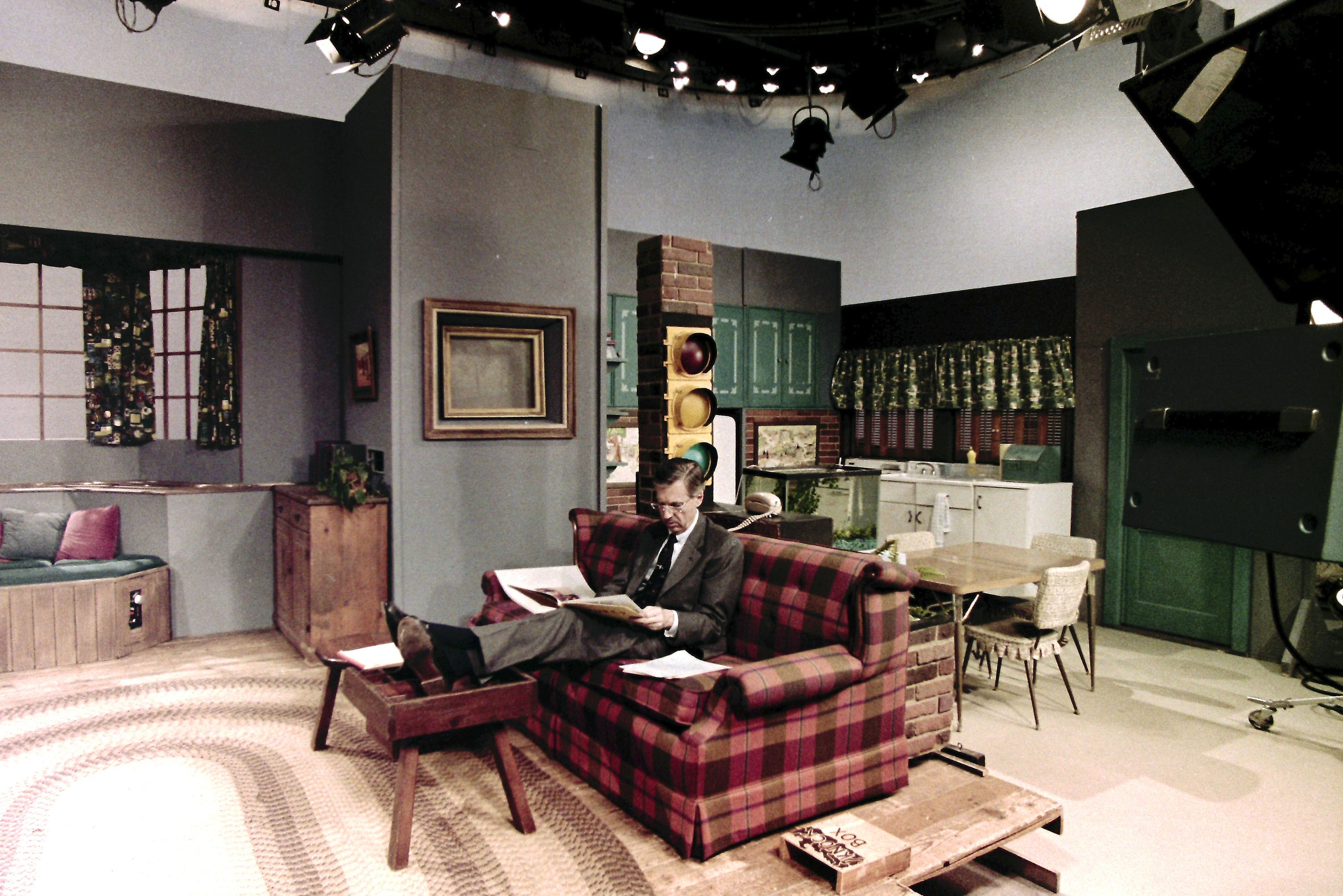 Mr Rogers Neighborhood Behind The Scenes Photos Emerge Bring Back Childhood Memories Masslive Com
