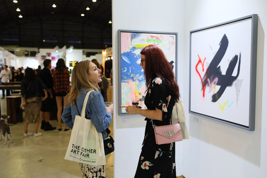 The Other Art Fair Wants A Cut Of Everything Its Dallas Artists Sell Some Say That S Way Too Much To Ask