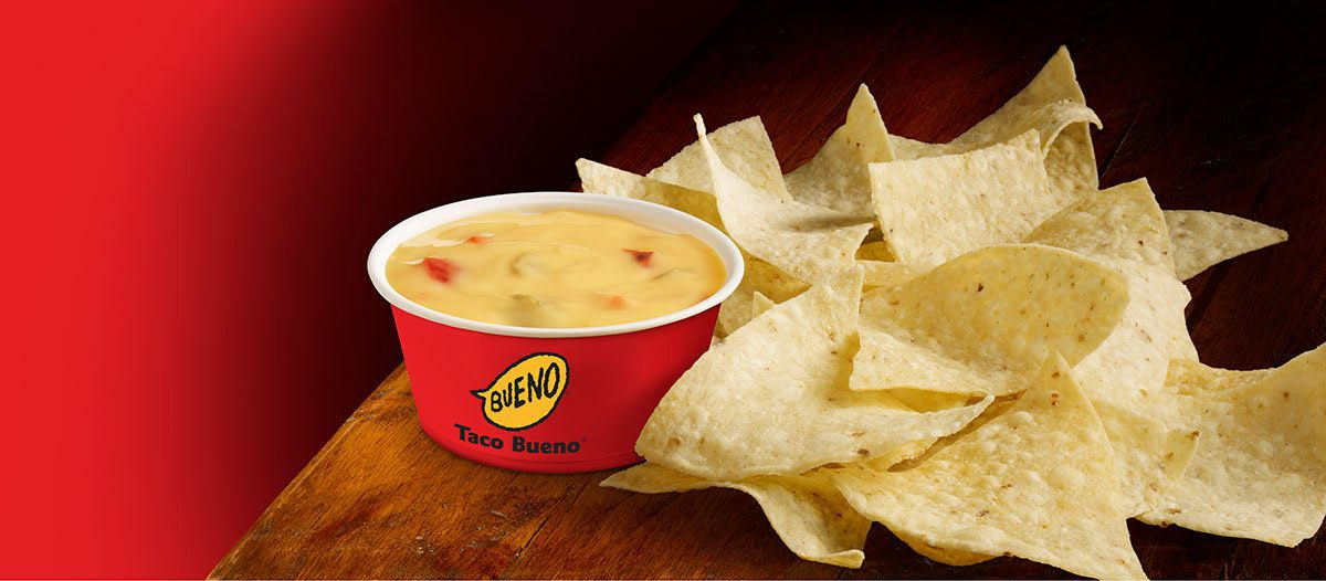 Don't panic, but Taco Bueno changed its queso and tortilla