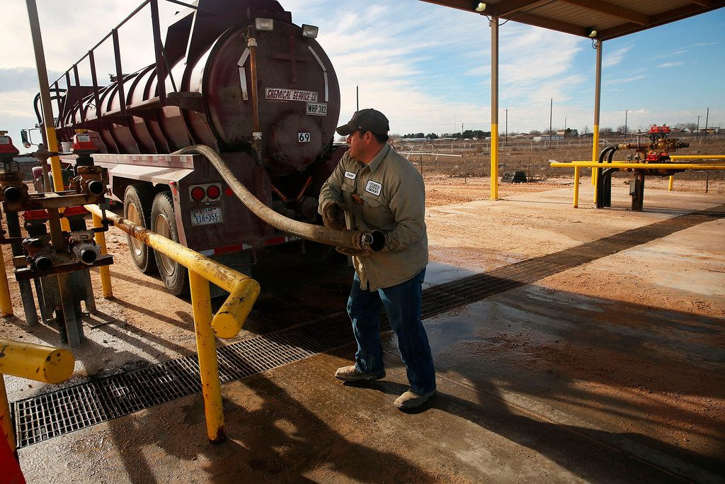 Some Permian Basin workers get 100 percent pay raises as oil