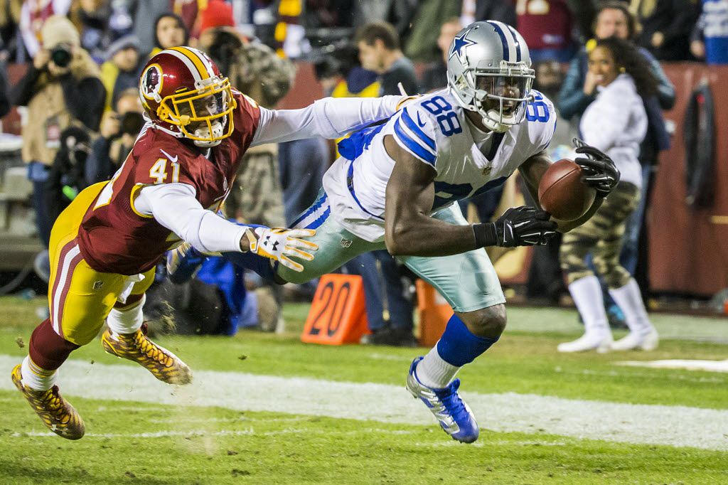 Ex Redskins Dbs Dez Bryant Needs To Go Out And Prove It
