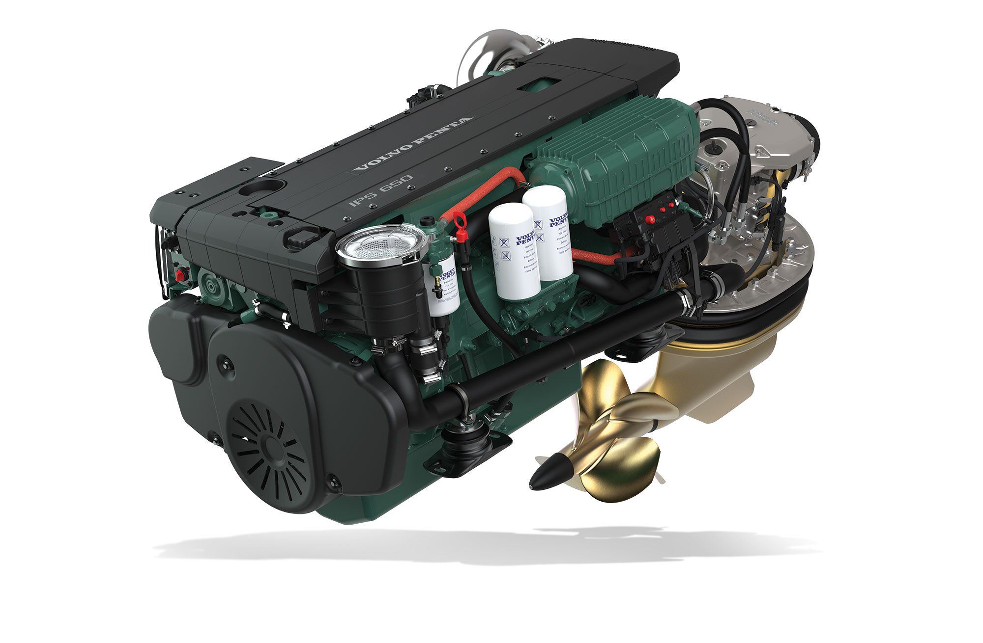 Volvo Penta S New 2020 Diesel Engines And Drives Boating