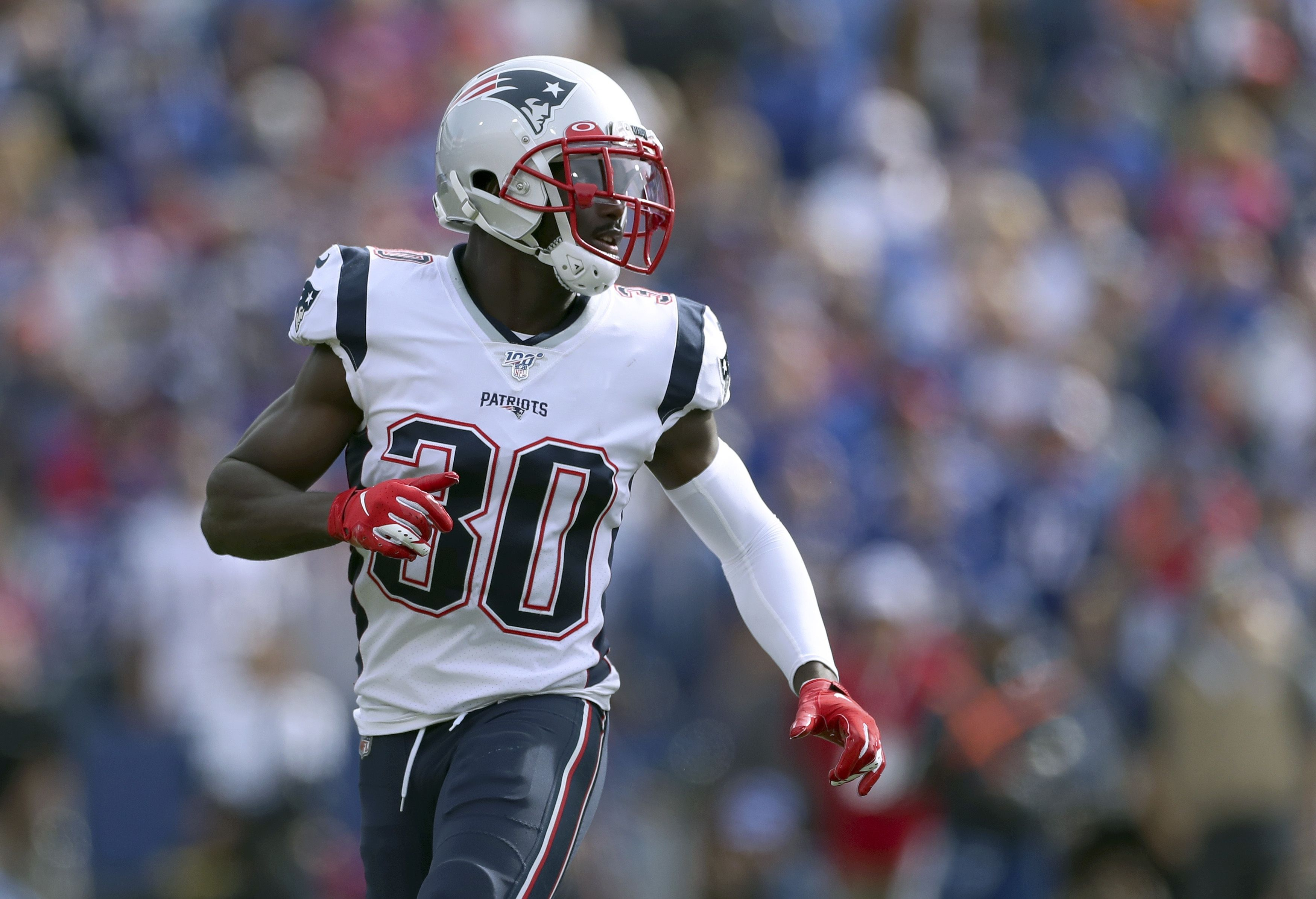 New England Patriots' Jason McCourty: It's 'nerve-wracking' to see ...