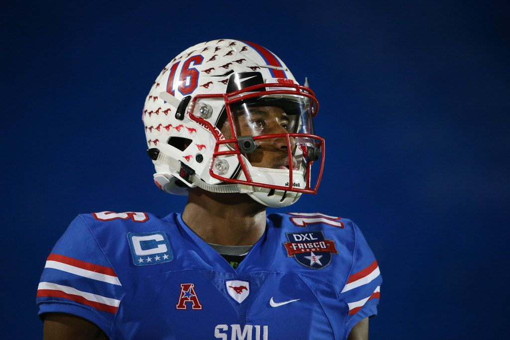 pretty nice a9b7c 54334 Reports: Tempers flare between former SMU stars Emmanuel ...