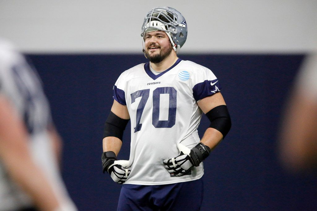 timeless design 3bc7b 339b0 10 things you might not know about Zack Martin, like why he ...
