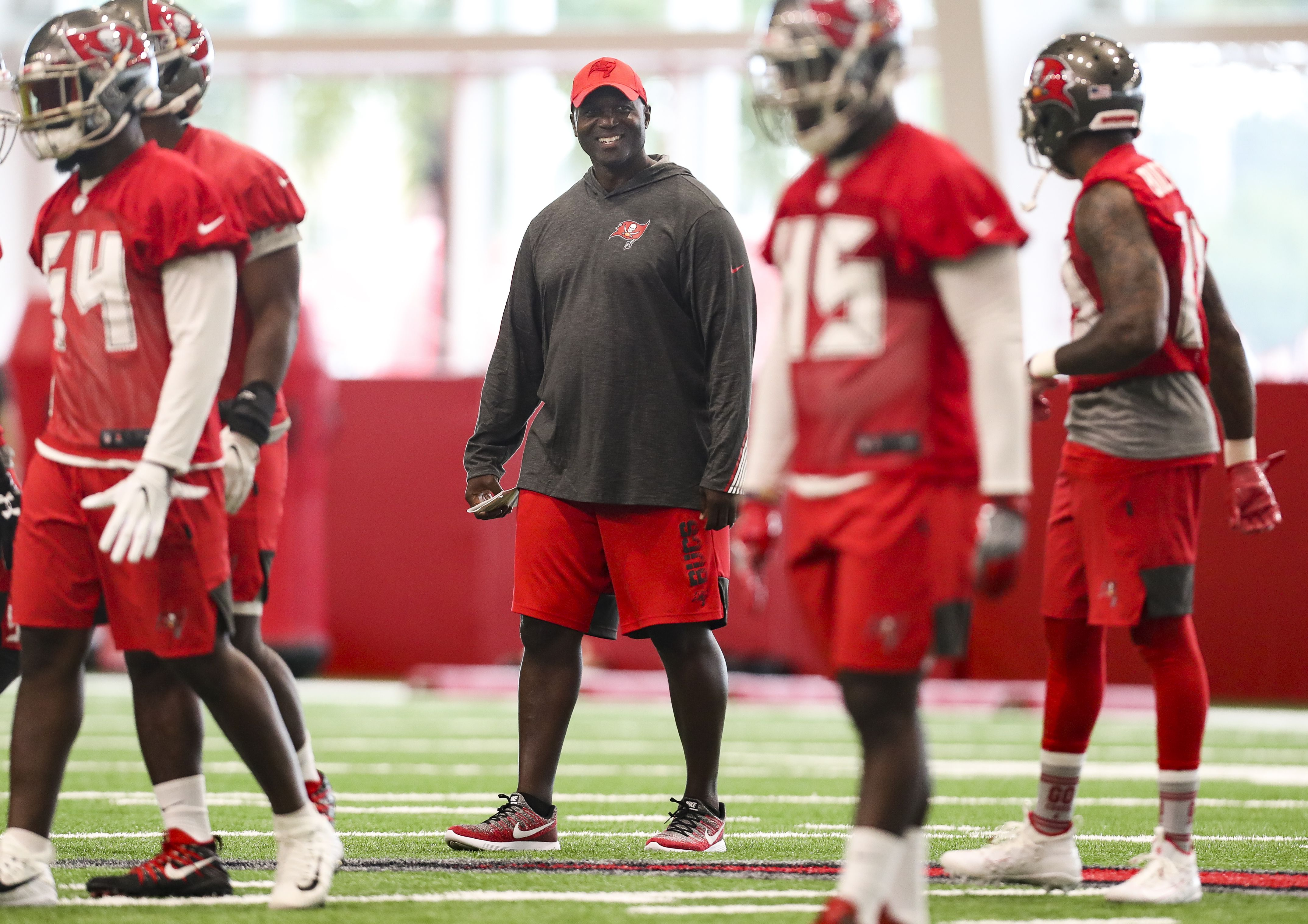 sneakers for cheap a5b08 e5048 With training camp over, here's what we know about the Bucs