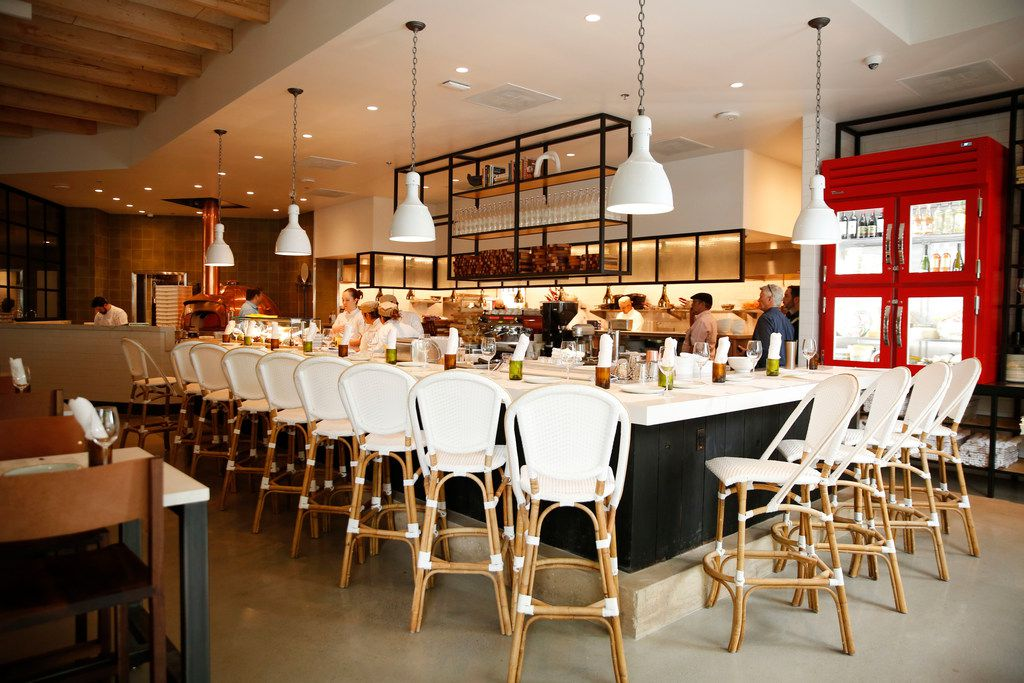The Art Of The Meal How Do You Design A Dallas Restaurant