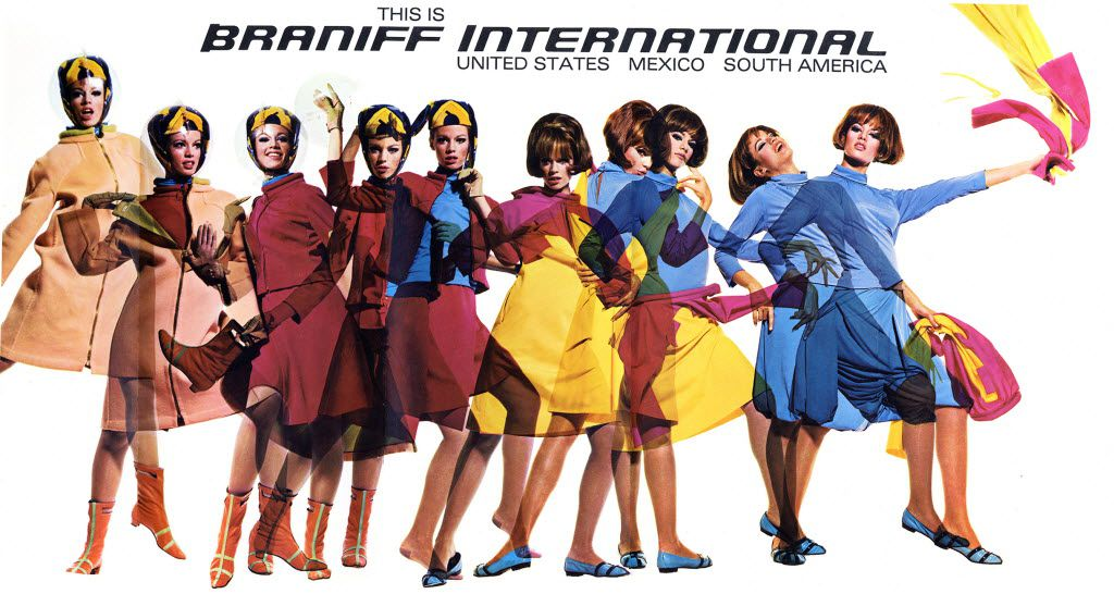 Braniff Conference To Explore The Dallas Based Airline S Legacy In Design