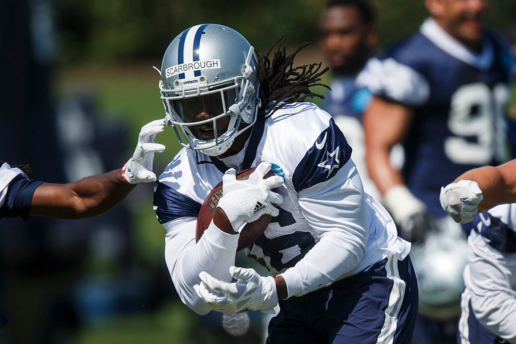 best sneakers d7044 1e9f5 Who made the Cowboys' 53-man roster? Alabama RB Bo ...