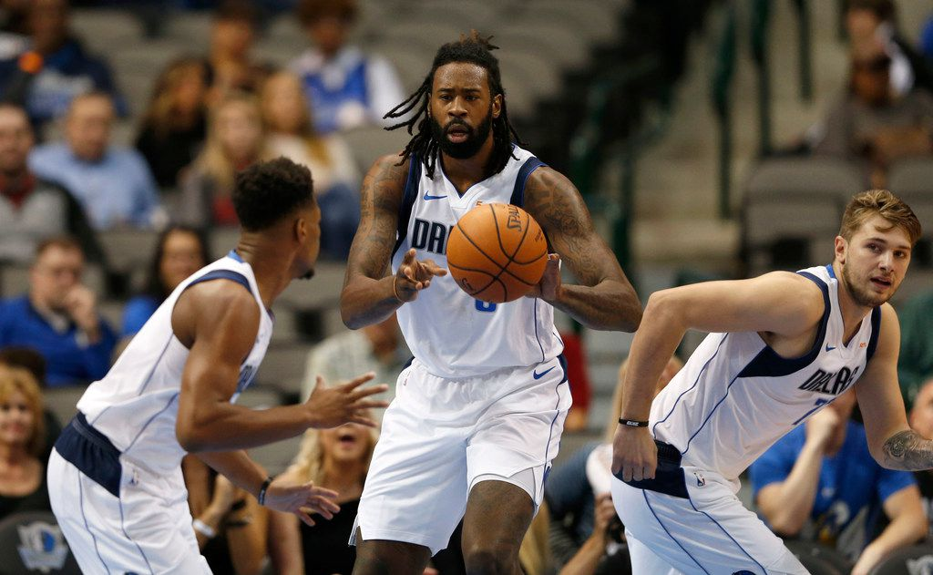 extraño Ver insectos martillo  How long will DeAndre Jordan be a Maverick? These are the factors that  could keep him Dallas past this season