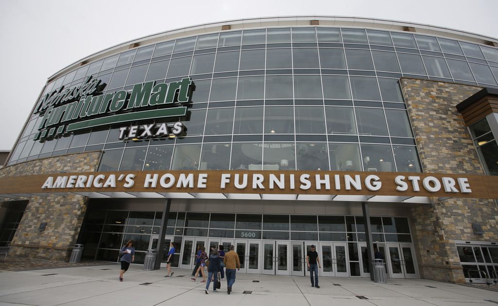 Nebraska Furniture Mart created its own furniture brand and plans