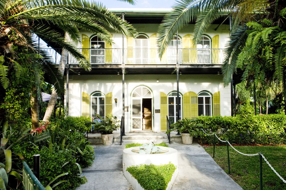 Ernest Hemingway's Florida home is ready to withstand its 168th