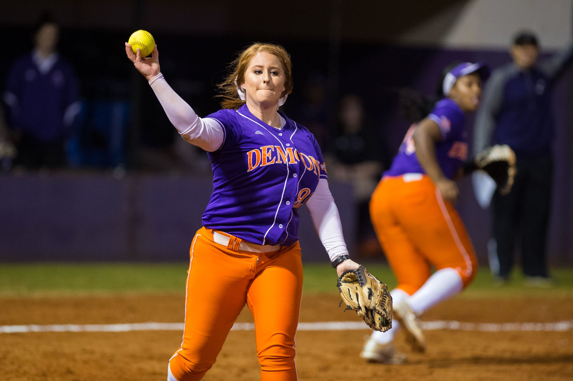 Northwestern State Suffers Pair Of Walk Off Losses At Texas Tech