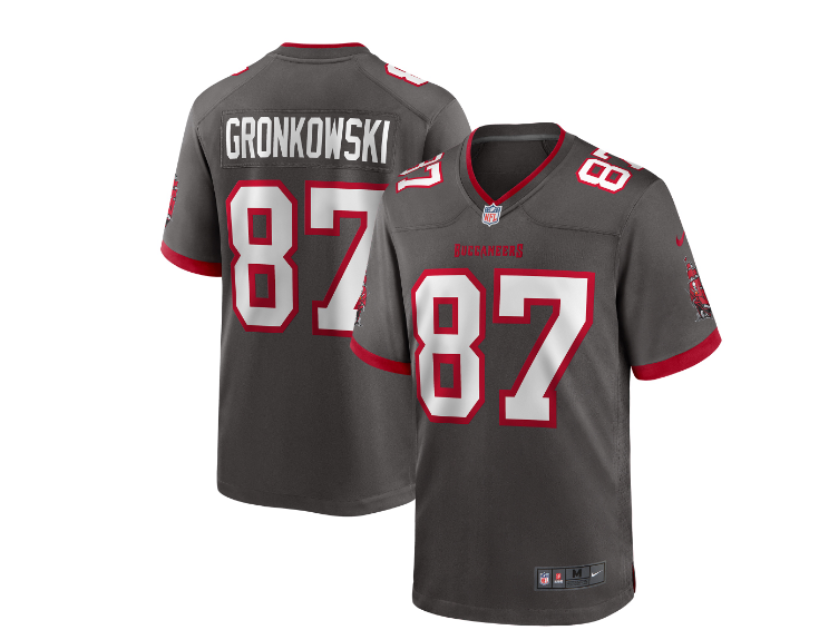 Where to buy Rob Gronkowski jerseys: How to get new Tampa Bay ...