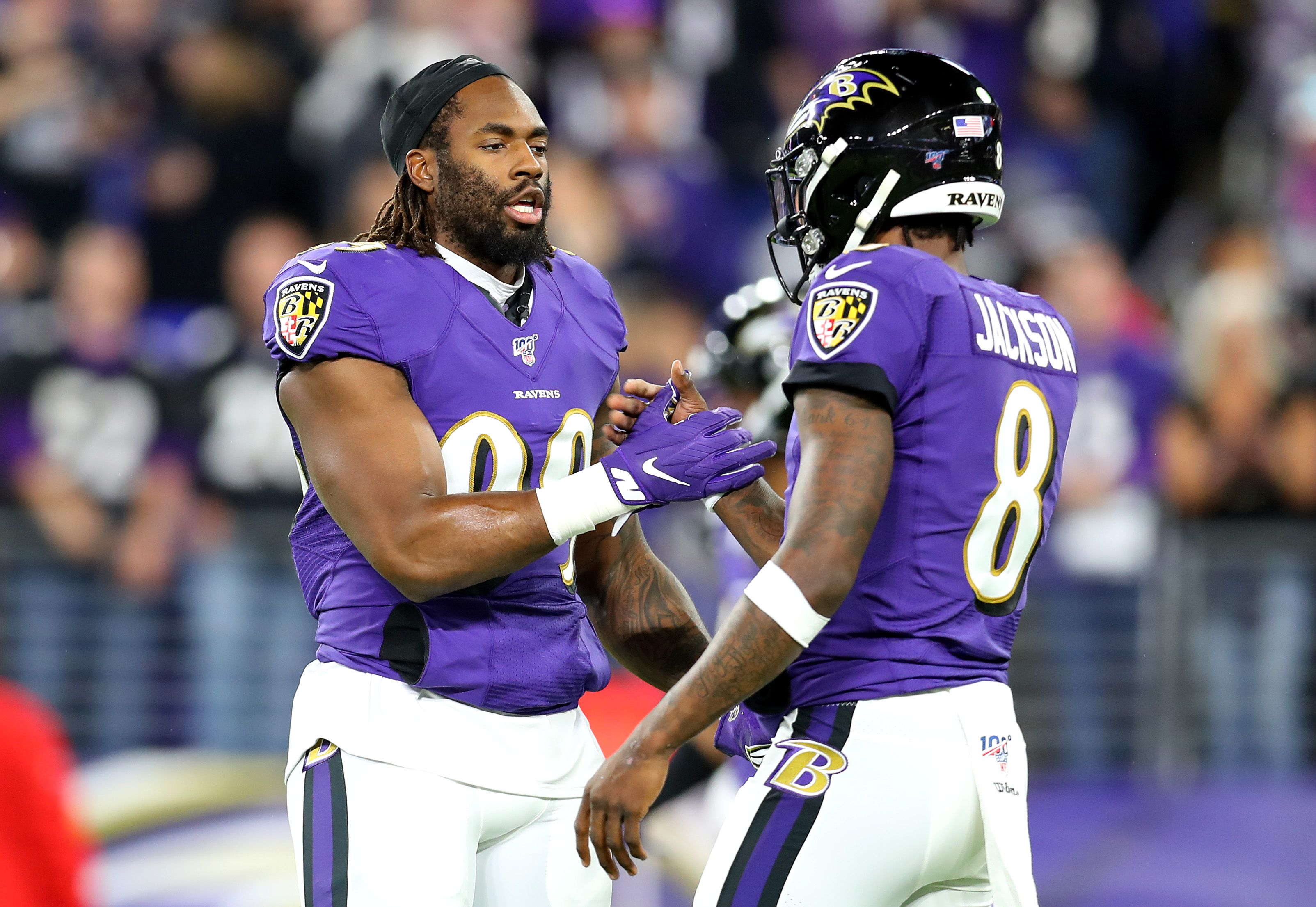 Baltimore Ravens' Matthew Judon proved his worth. So what would it ...
