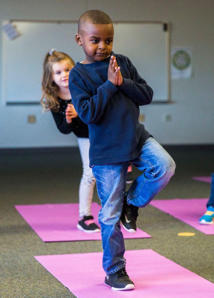 Yoga, martial arts classes part of new kind of PE curriculum