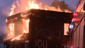 Prosecutor: No charges in connection with fire that destroyed Detroit Heidelberg Project house