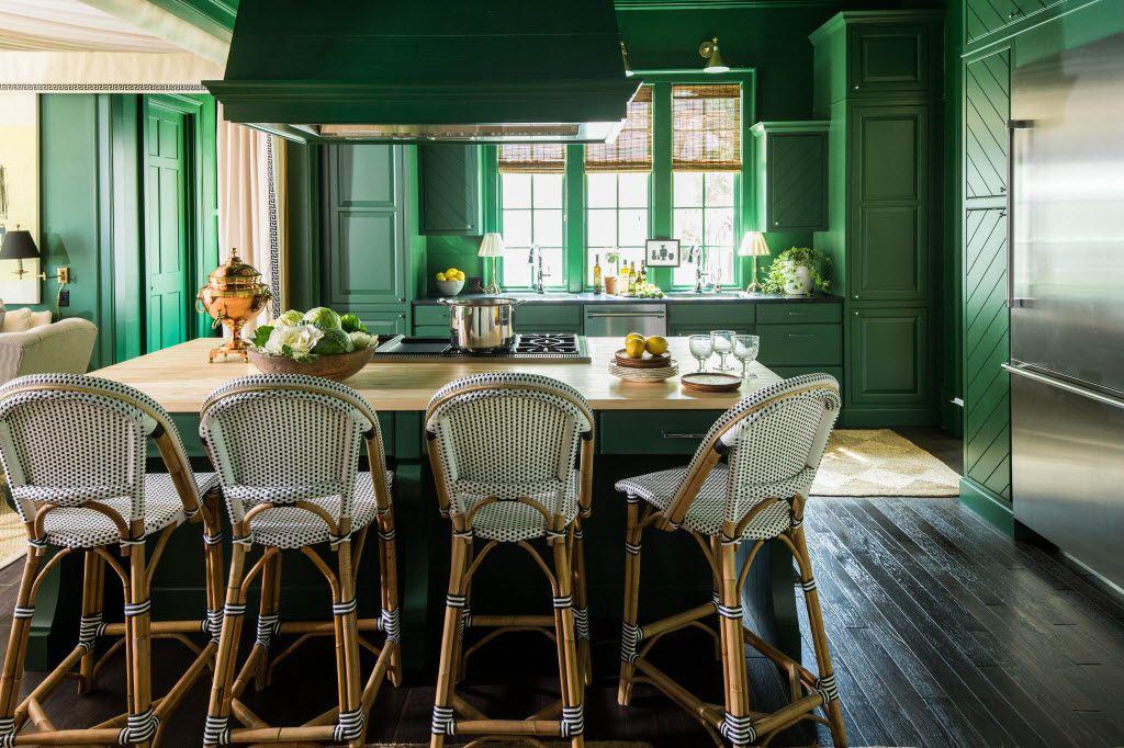 Dallas Designer Creates Pajama Lounge For Southern Living