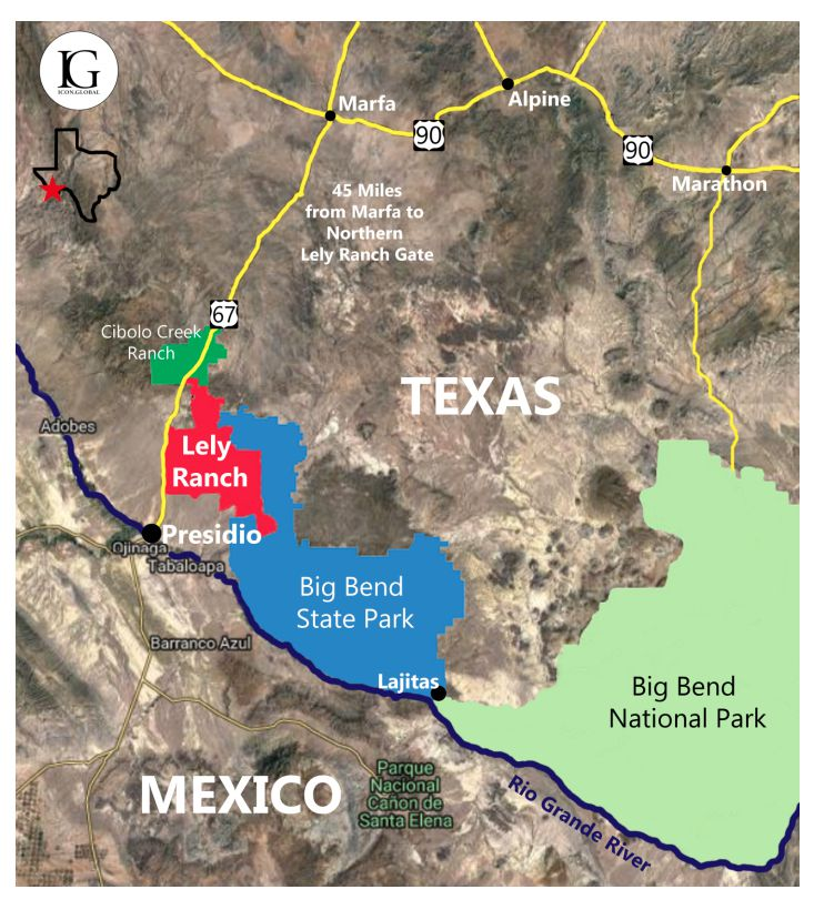 70,000-acre West Texas ranch coming to market is the largest ...