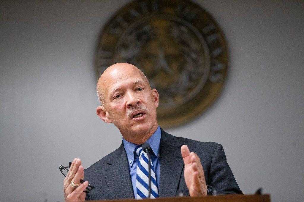 Dallas DA reveals plan for 'ending mass incarceration' for