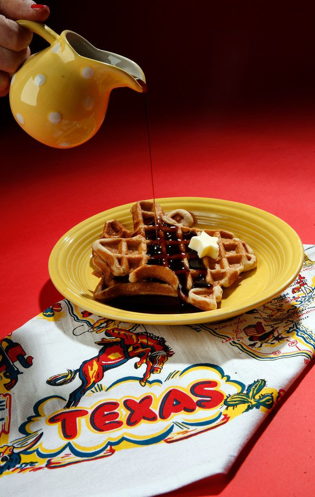 Dr Pepper Waffles Check Out Recipes Featuring Texas Iconic Soda