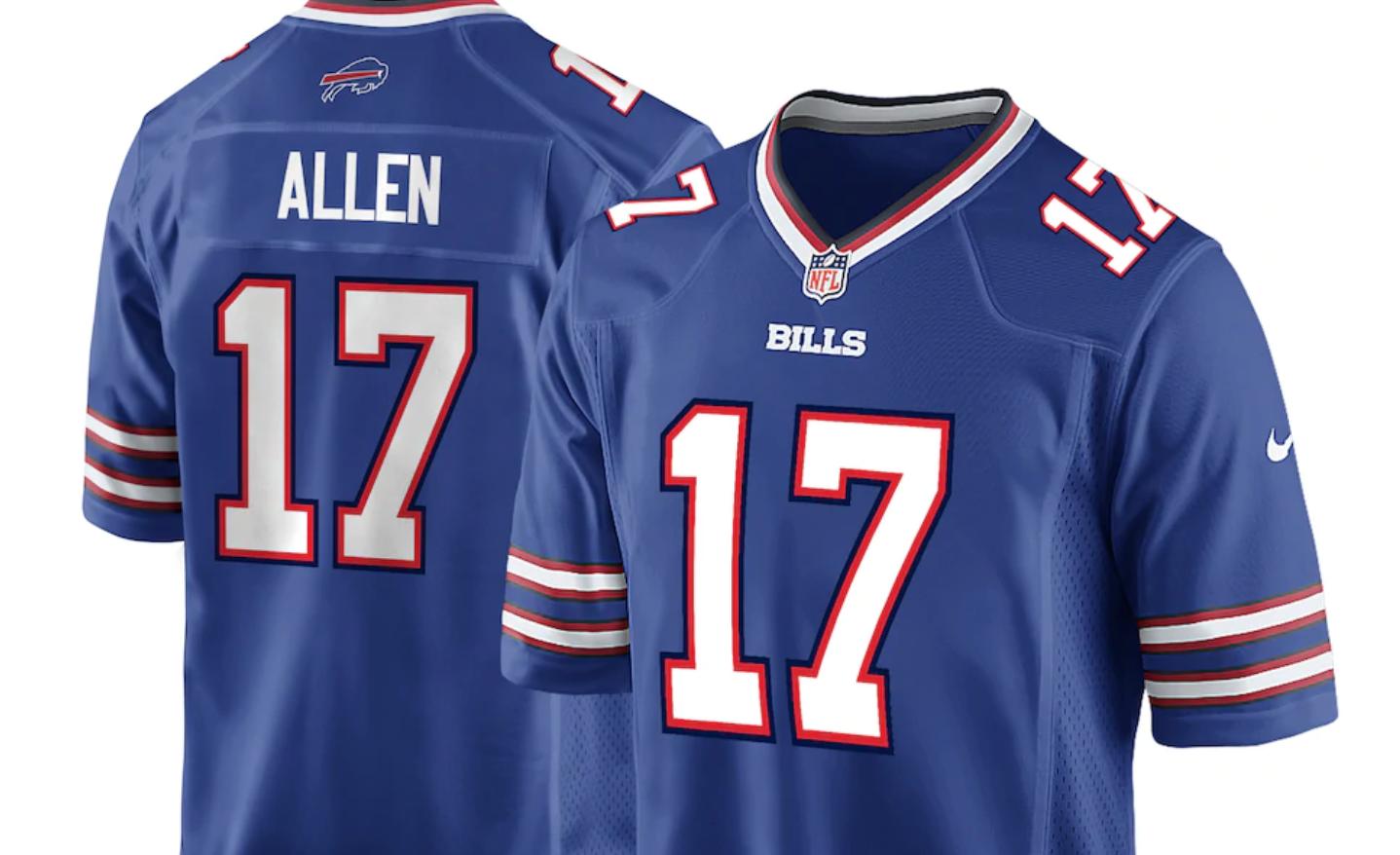 Buffalo Bills jerseys: Where to buy official gear for Josh Allen ...