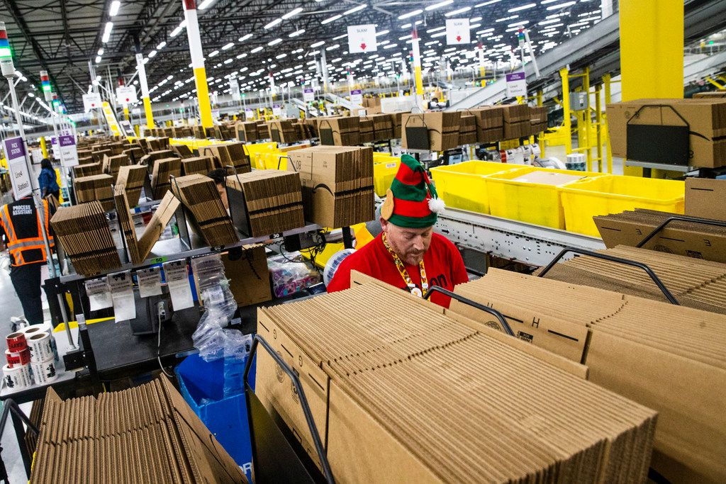Dallas Sales Tax >> Texas Gearing Up To Tax More Online Purchases But Slowly