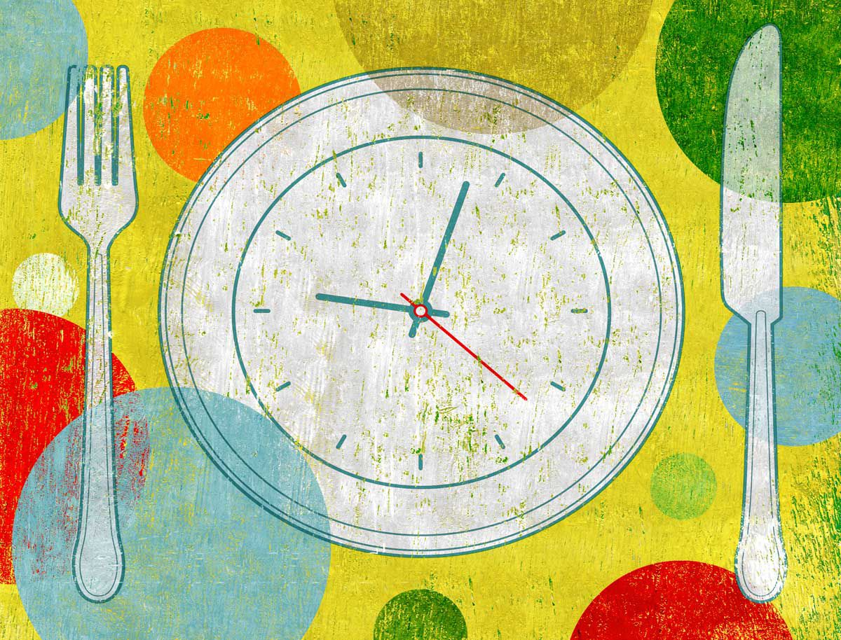 Is intermittent fasting worth a rumbling stomach if it helps