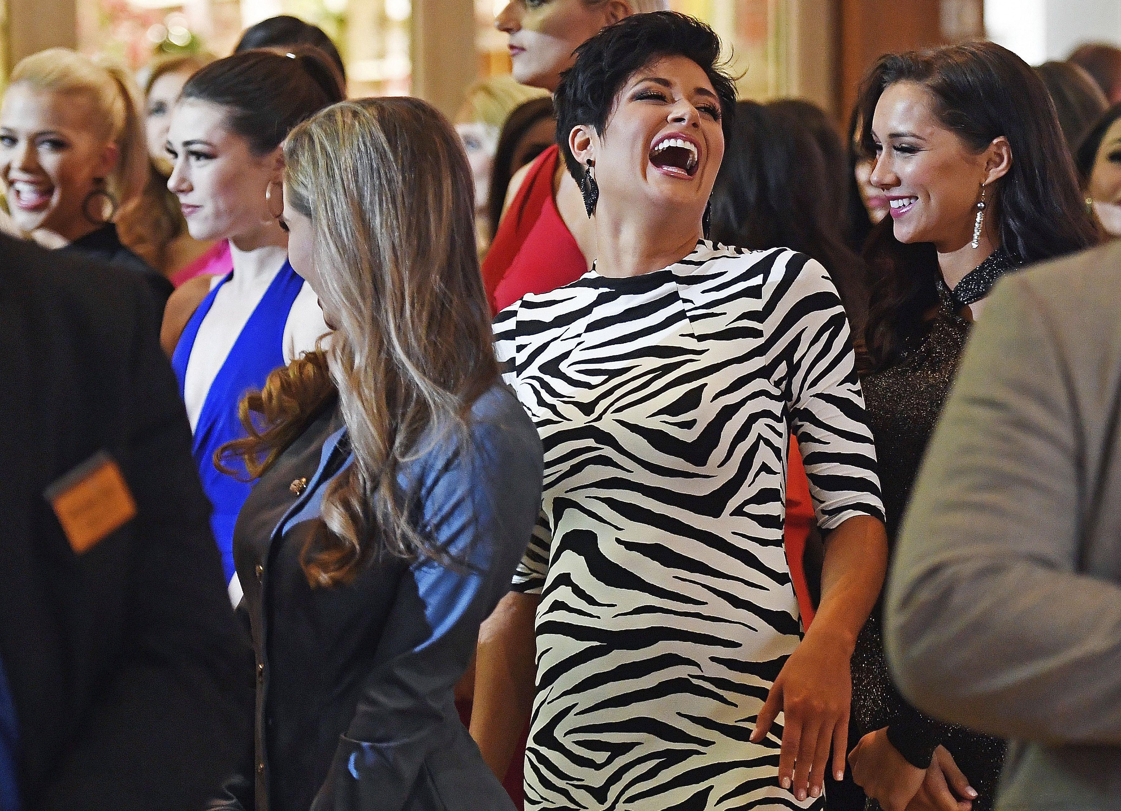 Miss America 2020 Camille Schrier Miss Virginia Wins