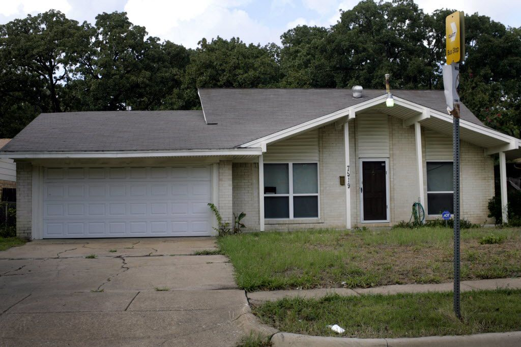 Obsession with house he lost was death of Dallas man