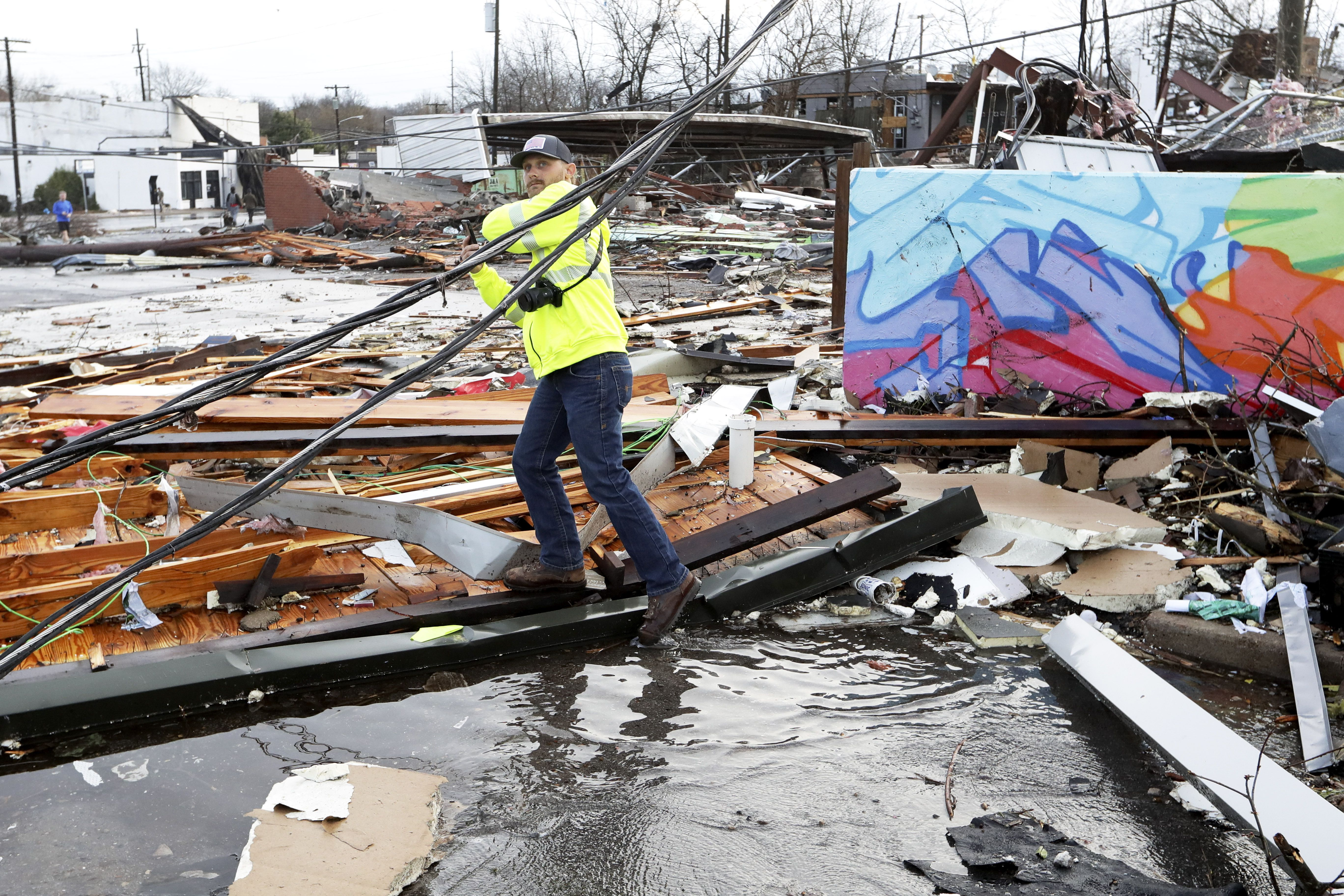 Springfield S Convoy Of Hope Responds To Tennessee Tornado Victims
