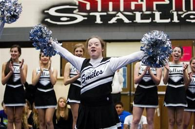 Plano ISD's Shepton High cheerleaders redefine squad