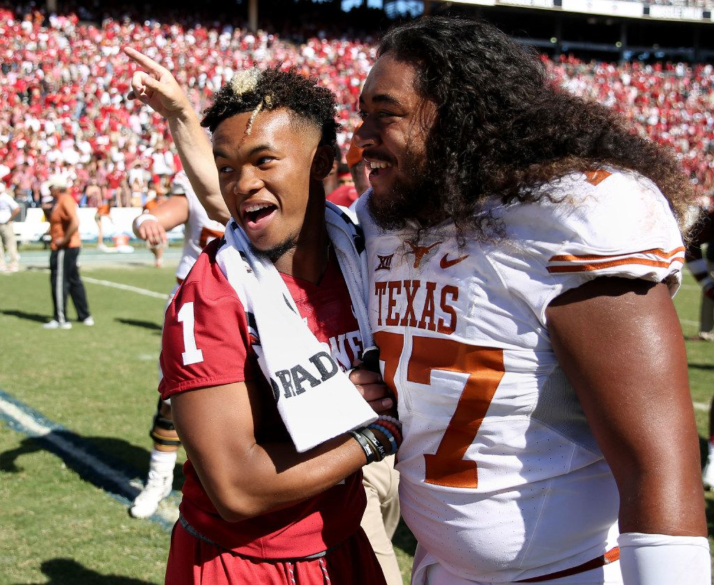 buy online c0e08 897a2 Report: Oklahoma's Kyler Murray, Oakland A's agree to deal ...