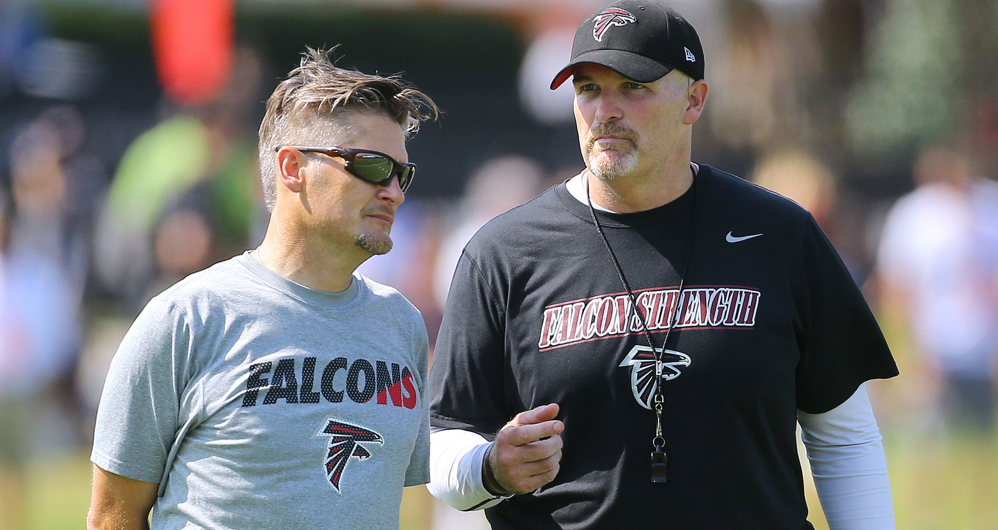For Quinn And Dimitroff Future With Falcons Could Hinge On 2020 Season