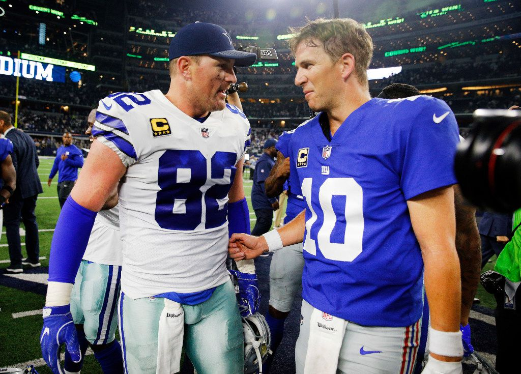 separation shoes c8b7b a536d Daryl 'Moose' Johnston on 'pivotal' Cowboys moment this week ...