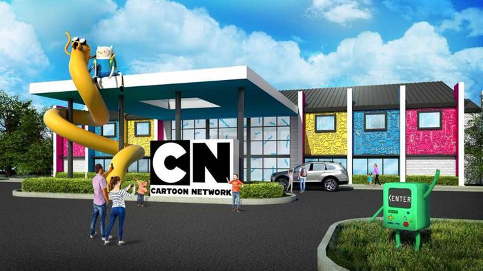7 Things To Know About The Cartoon Network Hotel Before It Opens In Lancaster Pennlive Com