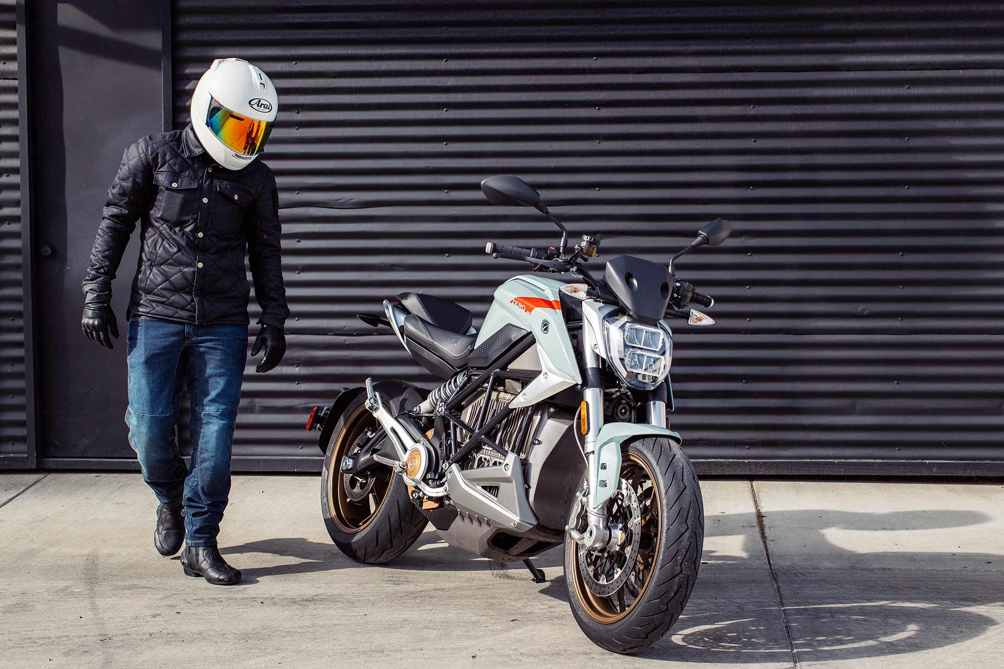 2020 Zero Motorcycles Sr F Review Cycle World