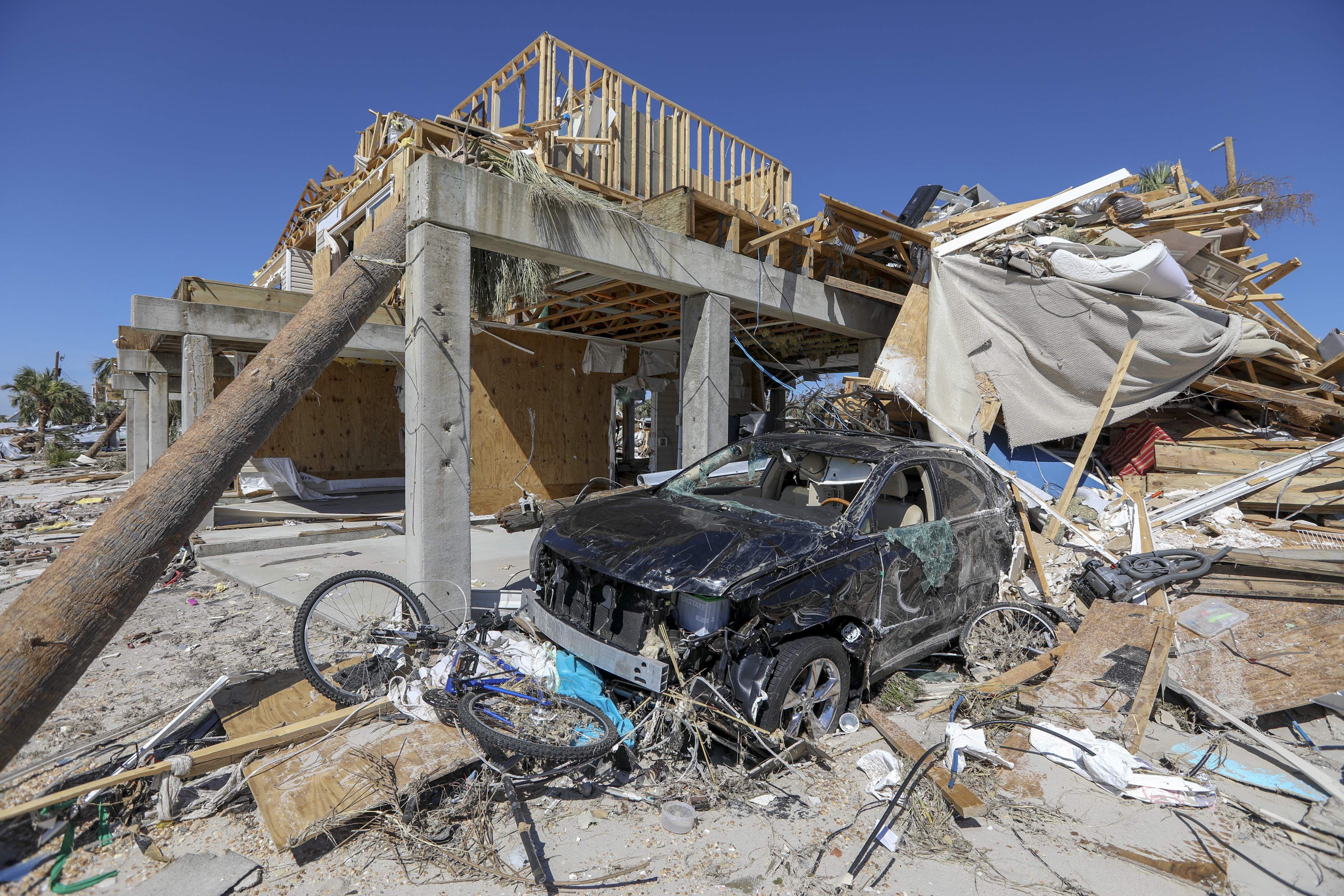 Hurricane Michael: What if it had hit Tampa Bay?