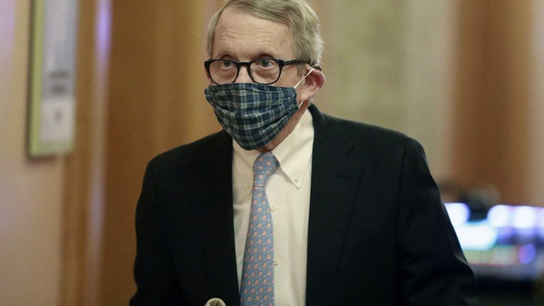 Ohio S Covid 19 Numbers Moving In The Wrong Direction Dewine Says