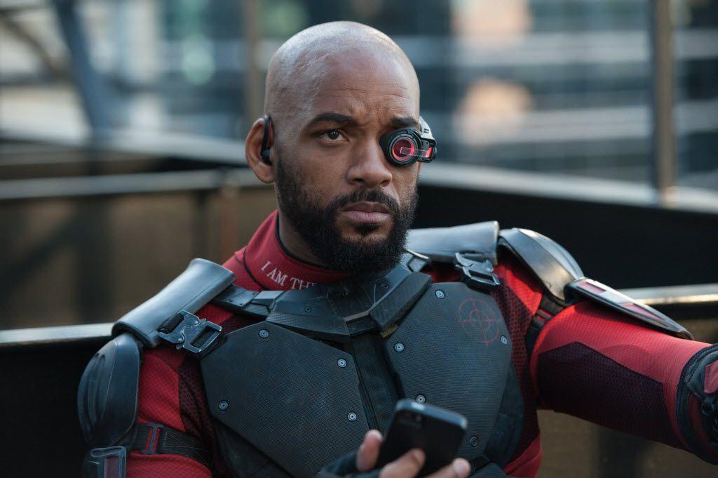 Suicide Squad Deadshot Will Smith Villain Licensed Mens Halloween Costume