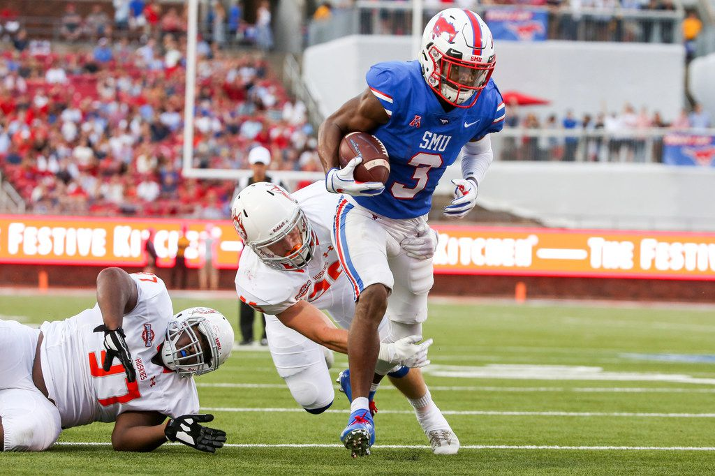 Breaking Down Smu S Week 1 Depth Chart Including The