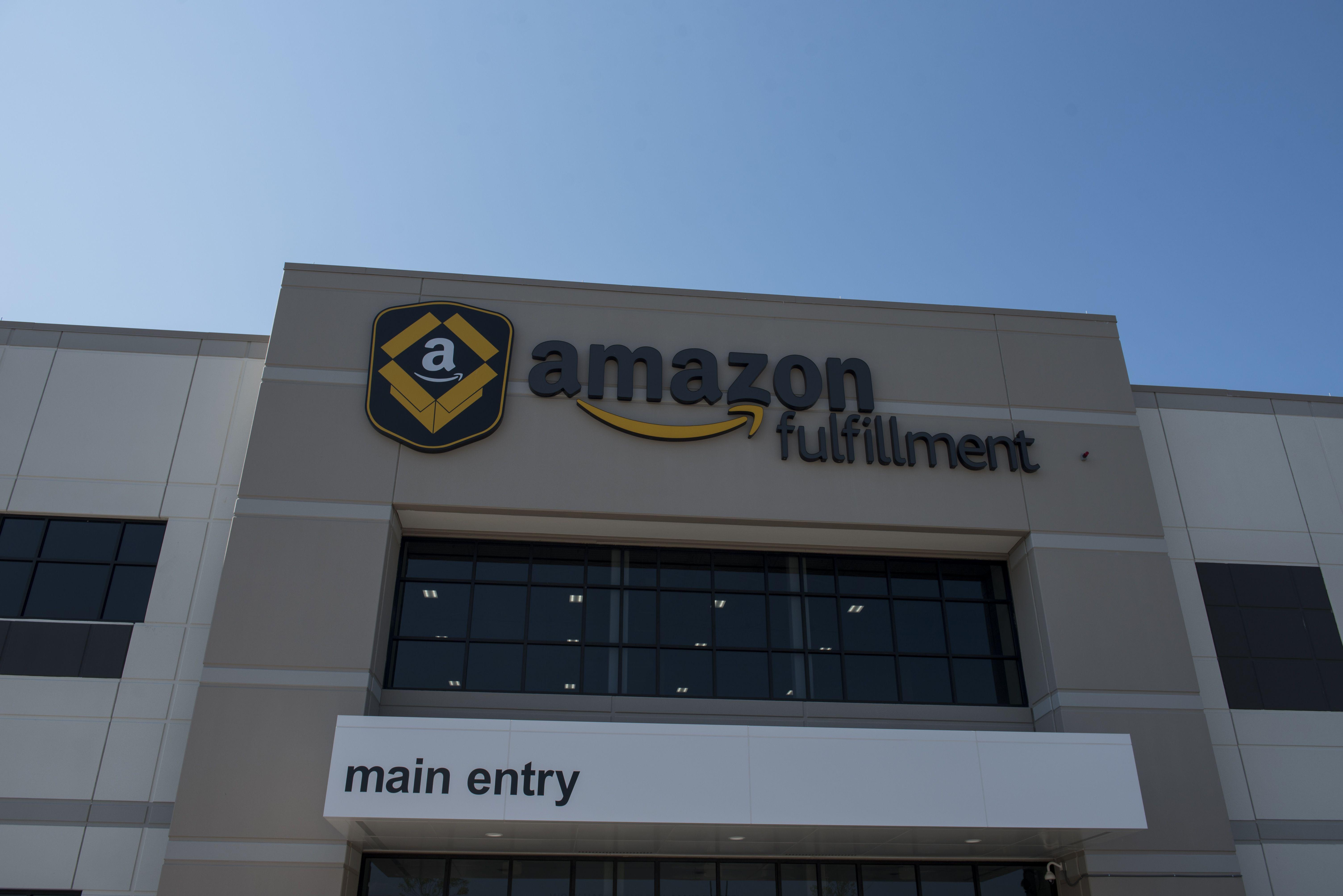 Amazon is rapidly adding warehouses in Massachusetts, sparking