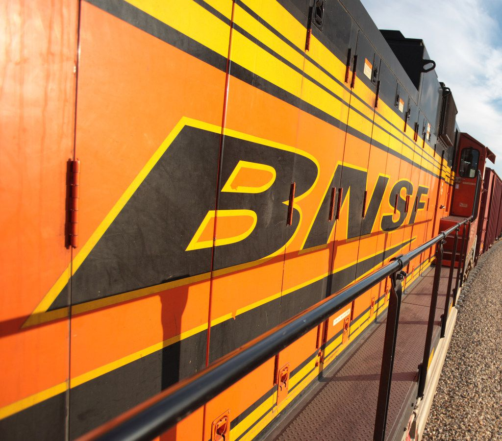 BNSF plans $400 million in upgrades to Texas rail system in 2019