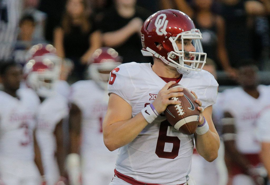 Bovada pulls Heisman Trophy odds because Baker Mayfield is
