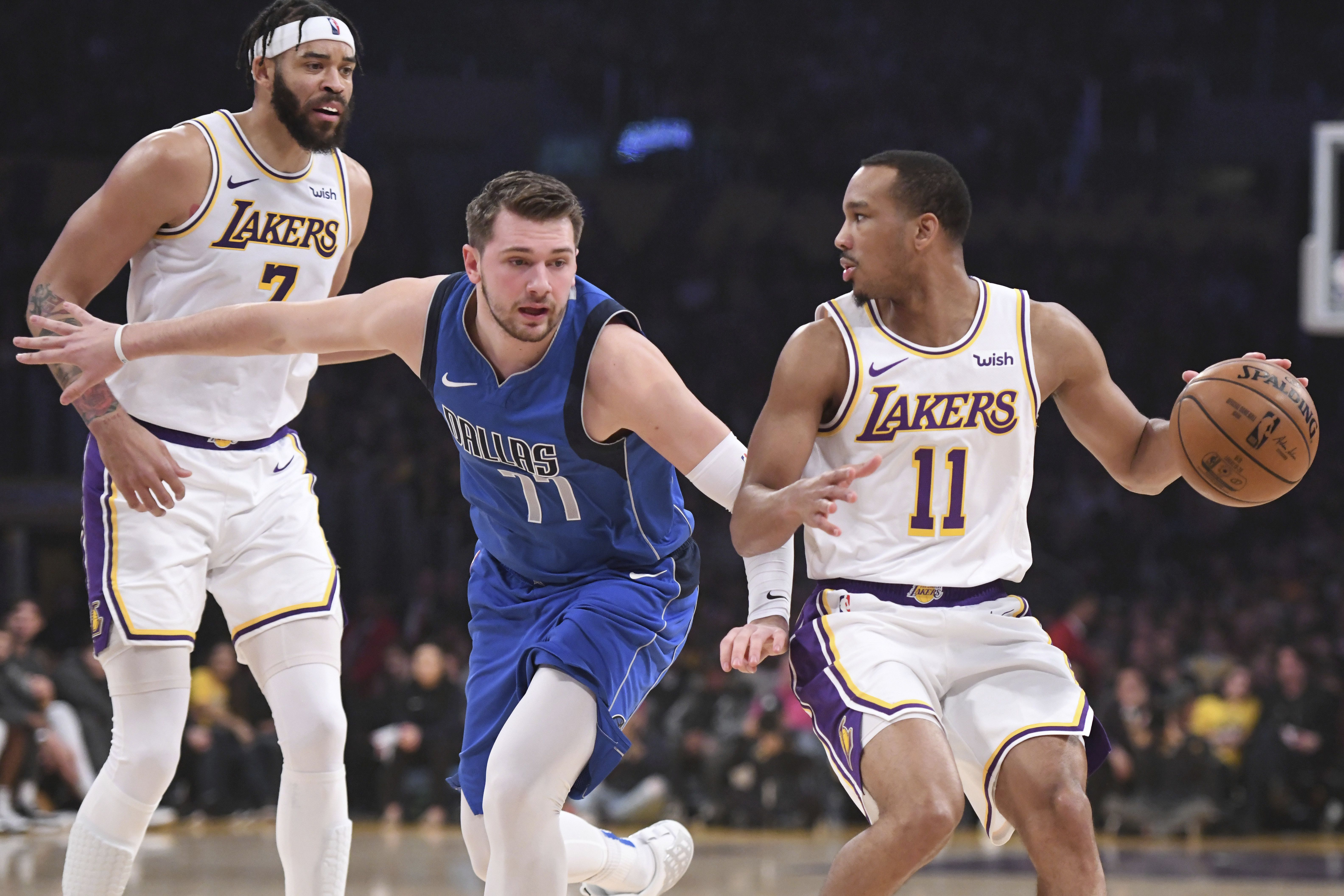 Part 3 Of The Luka Doncic Lebron James Showdown Never