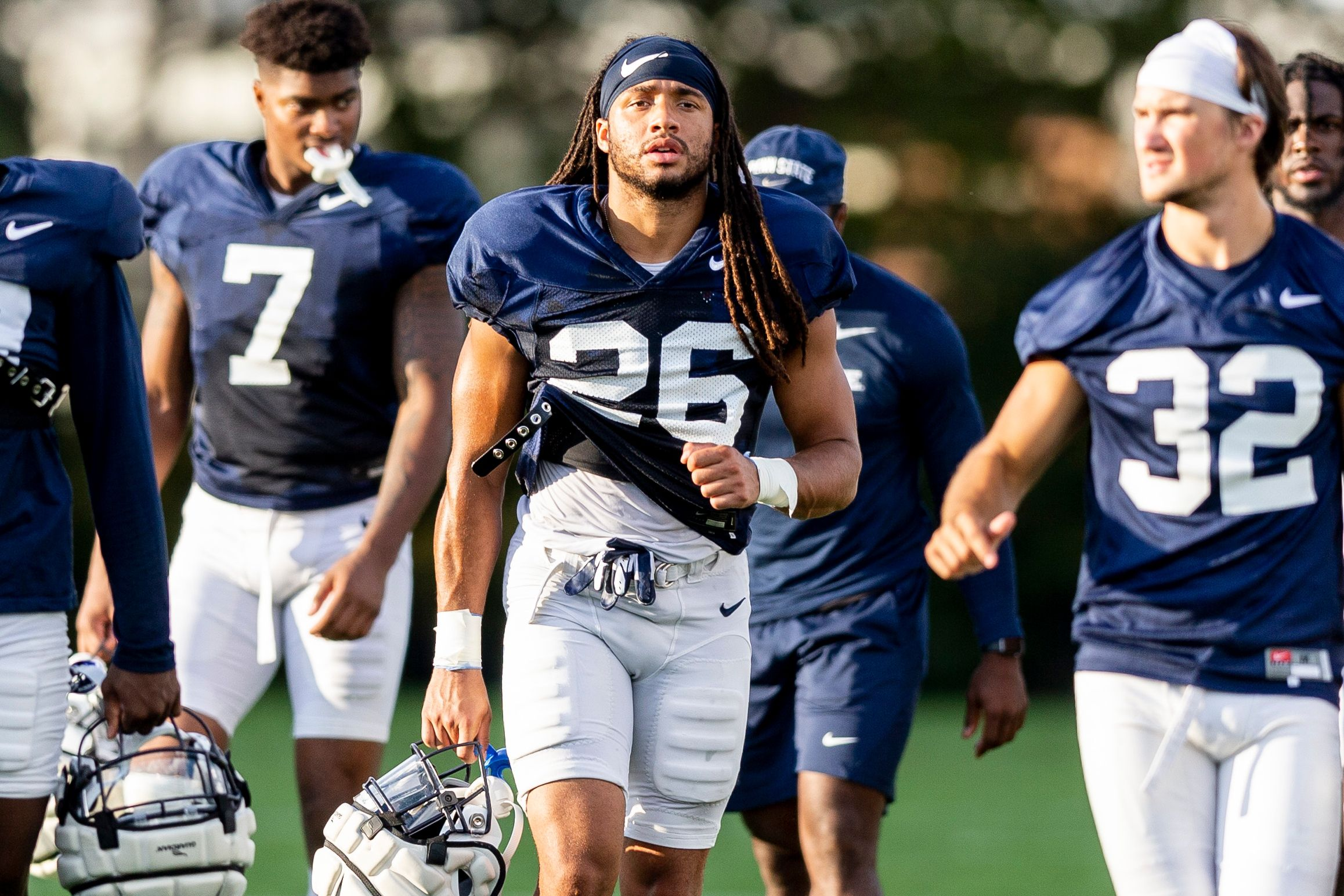 Penn State Football Fan Unhappy With Player S Dreadlocks Says He Stands By His Letter Report Pennlive Com