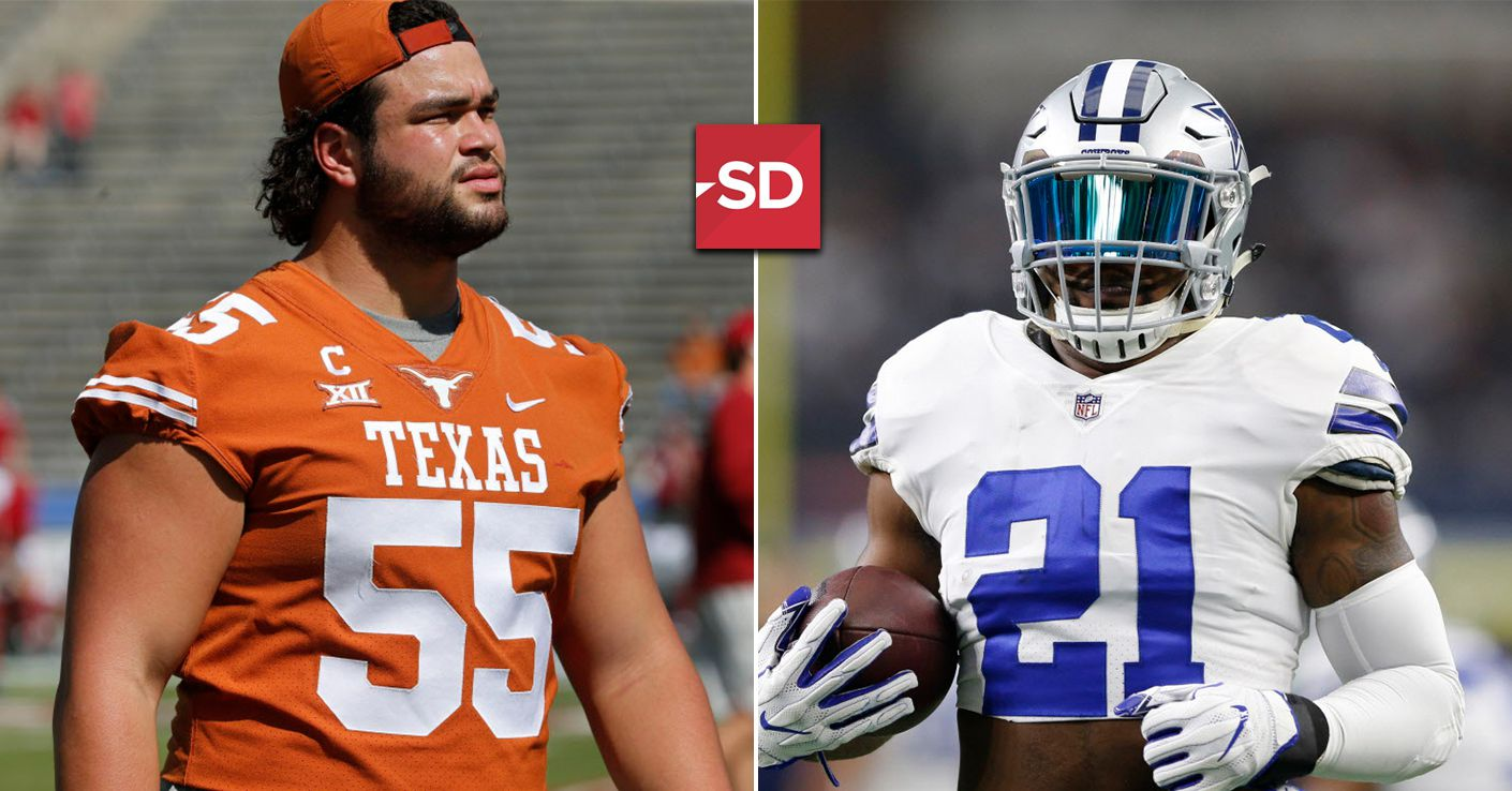 online retailer f32e1 e45d0 Longhorns coach Tom Herman: Why Connor Williams, Ezekiel ...