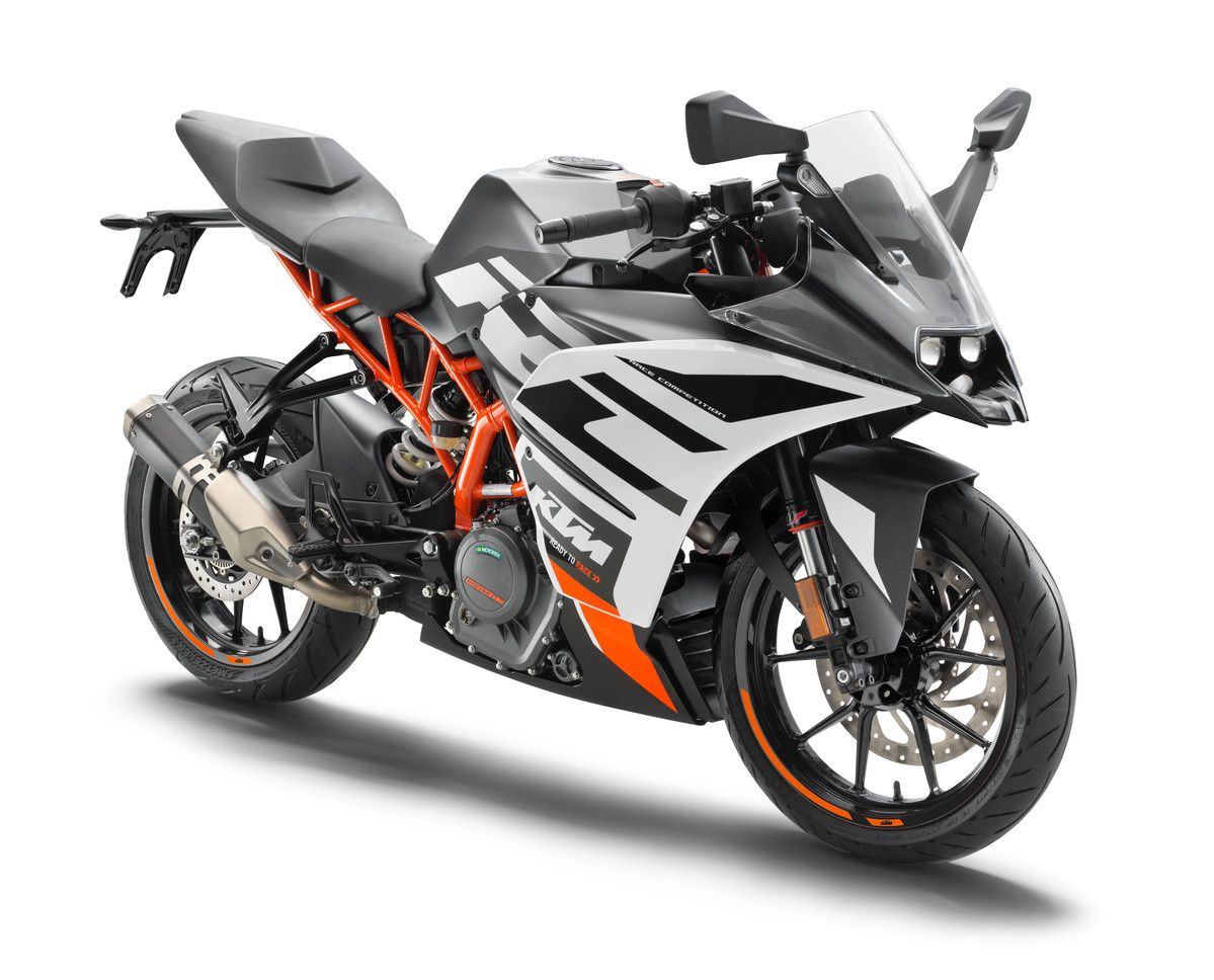 2020 Ktm Rc 390 Cycle World