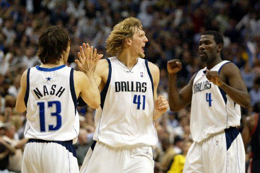 brand new 50b07 7faeb 10 things to know about former Mavs PG Steve Nash, including ...