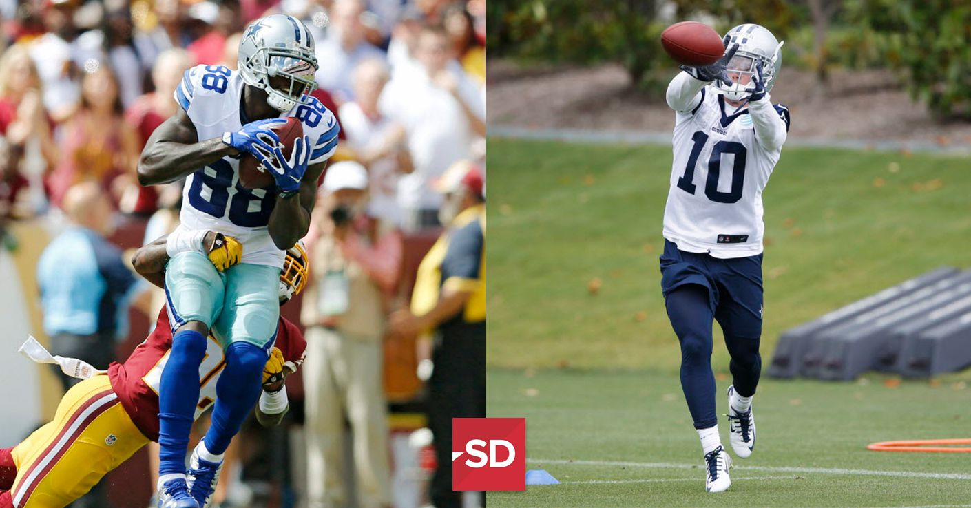 Cowboys Rookie Ryan Switzer On How Dez Bryant Is Helping Him